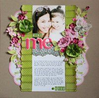 A Project by teapot2angel from our Scrapbooking Gallery originally submitted 07/23/10 at 07:21 AM