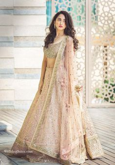 The best thing which you want about such lehengas is these are one-of-a-kind and versatile. For an immediate Barbie-look you can decide on a ruffled l...