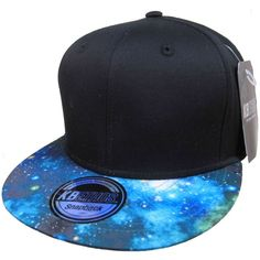 Amazon.com: KBETHOS Special GALAXY SPACE Snapback Baseball Hat Cap -... (€12) ❤ liked on Polyvore