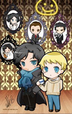 Sherlock by tachiik on DeviantArt Sherlock Poster, Sherlock John, Sherlock Holmes, Sherlock Cumberbatch, Benedict Cumberbatch, Johnlock, Dr Strange, John Watson, Baker Street