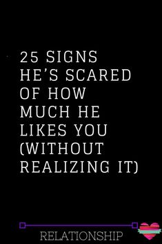 25 signs he's scared of how much the likes you Relationship Advice Quotes, Quotes About Love And Relationships, Distant Relationship, New Relationship Advice, Relationship Challenge, A Guy Like You, Just For You, Signs He Loves You, How To Know If A Guy Likes You Signs