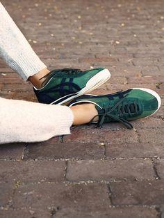 sports shoes bd6aa 80204 Asics Linford Suede Löparskor, Korgar, Skor Sandaler, Skor Sneakers,  Tennis, Zapatos