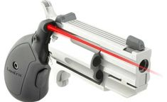The new grip-activated LaserLyte Mighty Mouse Laser is designed for use with any North American Arms WMR revolver. Self Defense Weapons, Weapons Guns, Guns And Ammo, North American Arms, Pocket Pistol, Revolver Pistol, Laser Show, Lever Action Rifles, Tactical Gear