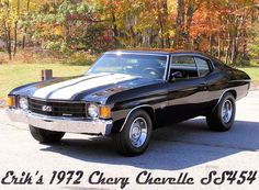 1972 Chevy Chevelle SS454