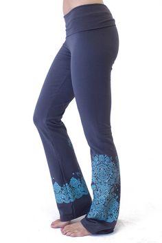 Yogi Clothing Harmony Pants Lead www.downdogboutique.com  #YogaPants #YogaClothing #Yoga