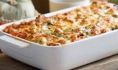 Αγιορείτικη συνταγή: Παστίτσιο με ρεβύθια και μπεσαμέλ λαχανικών – TastyDay.gr Macaroni And Cheese, Casserole, I Am Awesome, Food And Drink, Favorite Recipes, Pasta, Diet, Vegan, Ethnic Recipes