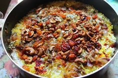 I have made so many types of biryani, but i would say that dum biryani is the real one and has the real taste to it. I love pressure coo...