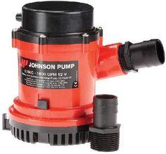 Johnson Bilge Pump (1600 12V 16004-00)