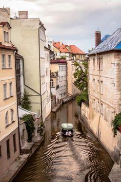 Who Stole the Kishka?: Snapshots of Prague