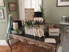 Flower Petal Wedding Confetti Cones Box Arrangement