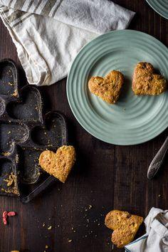 mini millet muffins with goji berries #glutenfree | saltedplains.com