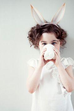 Bunny up  Photography: Rolinda Windhorst * Styling: Fleur Spronk