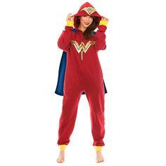 bdcbbb0043 A Wonder Woman onesie that s perfect for bingeing Amazon video.