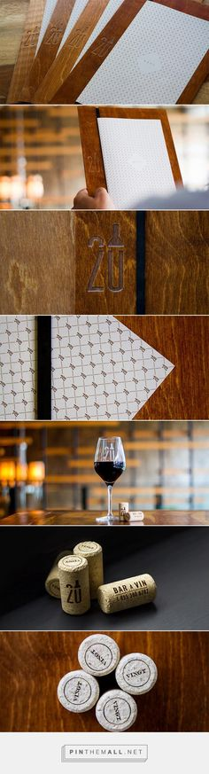 Art of the Menu: 20 Wine Bar... - a grouped images picture - Pin Them All