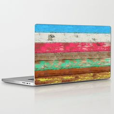 Eco Fashion Laptop Skin