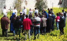 Via Crucis en Alepo – El Camino de la Cruz