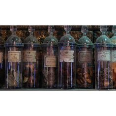 Pictures Harry Potter Studio Tour, Leavesden Studios found on Polyvore featuring potions, images and photos
