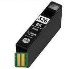 Compatible Black Canon CLI-526BK Ink Cartridge: €4.31