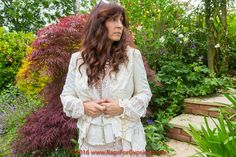 Syeira Gypsy Jacket vintage dyed with vintage by RagsForGypsies