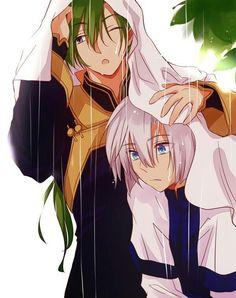 Jaeha and Kija | Akatsuki