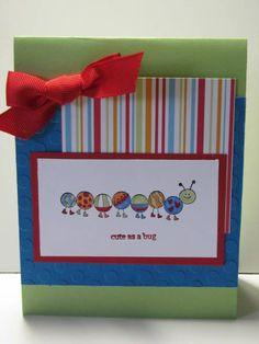 Kaydie Bug by NellieKC - Cards and Paper Crafts at Splitcoaststampers