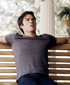 Serie The Vampire Diaries, Vampire Diaries Damon, Vampire Diaries Funny, Vampire Diaries The Originals, Elena Gilbert, Paul Wesley, Ian And Nikki, Damon And Stefan Salvatore, The Salvatore Brothers