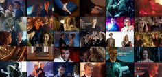 Doctor and River Song Parallels by Puffu316.deviantart.com on @DeviantArt