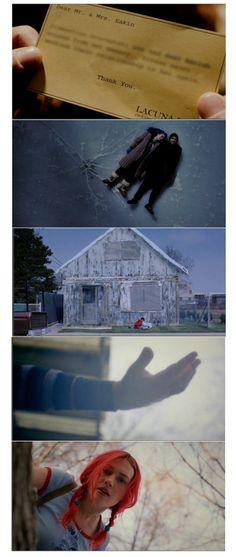 Eternal Sunshine of the Spotless Mind, 2004 Film Composition, Meet Me In Montauk, Michel Gondry, Auryn, Movie Tv, Movie Scene, Nintendo, Lights Camera Action, Eternal Sunshine