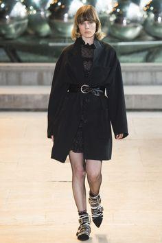 Isabel Marant Fall 2016 Ready-to-Wear Fashion Show - Maartje Verhoef (Women)
