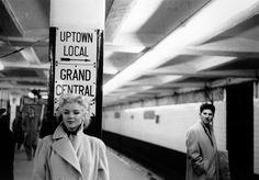 vintage everyday: Photos of Marilyn Monroe Four Days in New York, 1955 by Ed Feingersh