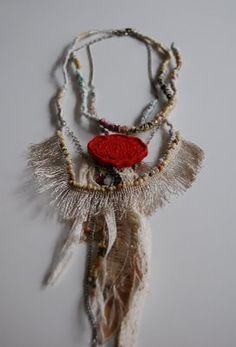 B A R B A R A M U N S E L: Jewellery collection (part)