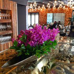 Tablescape #fleurs