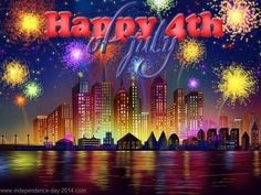 Happy Independence Day 4th of July Wallpaper 2014