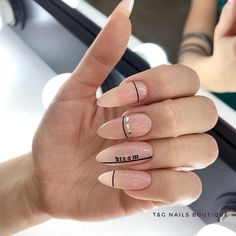 In seek out some nail designs and ideas for your nails? Here is our listing of must-try coffin acrylic nails for stylish women. Perfect Nails, Gorgeous Nails, Pretty Nails, Nude Nails, Gel Nails, Coffin Nails, Nail Polish, Nail Design Stiletto, Nails Design
