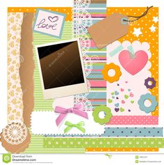 Scrapbook - Download From Over 59 Million High Quality Stock Photos, Images, Vectors. Sign up for FREE today. Image: 10651237