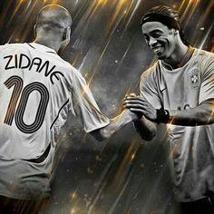 Zizuo y Dinho