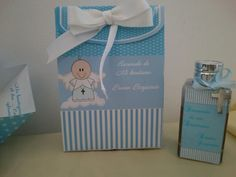 Papper bag more perfum baptism