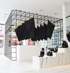 Alexander Wang Flagship Soho Store / Kramer Design Group + Ryan Korban
