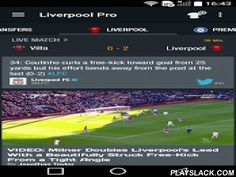 Liverpool - 90min Edition  Android App - playslack.com ,  Do you eat, sleep and drink Liverpool? The Liverpool News App is a must have for every real Red! This is the complete football app for all the latest-breaking Liverpool news, transfer rumours, fixtures, results, tables, live scores, and more straight to your phone. Features:• Live feeds with the most up-to-date soccer news, tailored specifically for you• The best of European football tournaments like Champions League and Europa•…