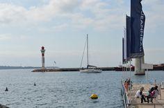 Location, Trials, Cannes, Sea, Motorboat, Sailboats, Ships, The Ocean, Ocean