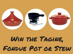 WIN one of these awesome kitchen gifts just by voting!!