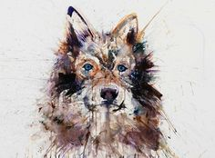 Dave White Watercolor Paintings