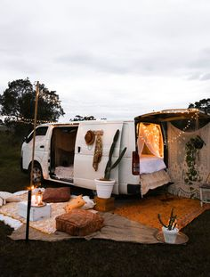 DIY: Festival Van Set Up – Spell & the Gypsy Collective