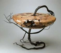 Ronald Gerton - have seen this piece at Allied Art Gallery, Richland, WA