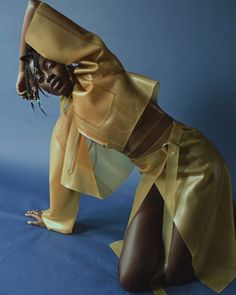 Maddie Florence Seisay by Nadine Ijewere