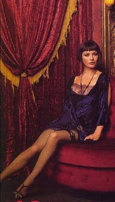 Catherine's outfits as Velma in Chicago were all so fabulous! #1920's