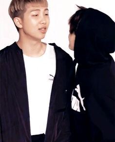 MinJoon || NamMin || BTS Rap Monster & Jimin || Bangtan Boys Kim Namjoon & Park Jimin