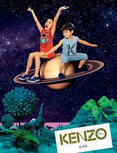 Campagne Printemps-été 2015 - 3e PARTIE - Kenzine, le blog officiel de Kenzo
