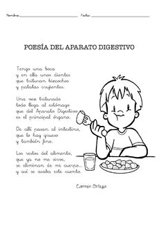 Poemas para el aprendizaje