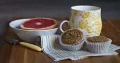 Apple Cinnamon Muffins (Gluten, Dairy, Refined Sugar Free) (via marriahlavigne.com)